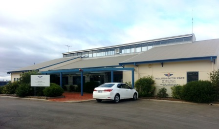 Royal Flying Doctor Service, Kalgoorlie, airport