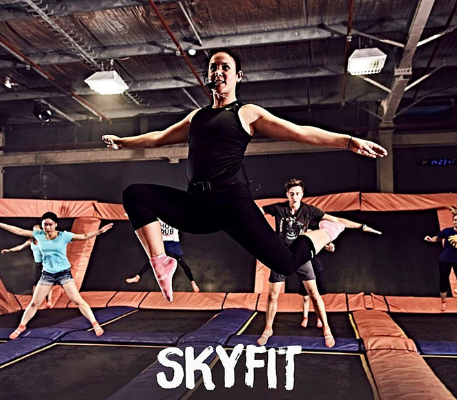 skyfit, belconnen, skyzone, indoor trampolining, group fitness, indoor, canberra, gyms, ACT,
