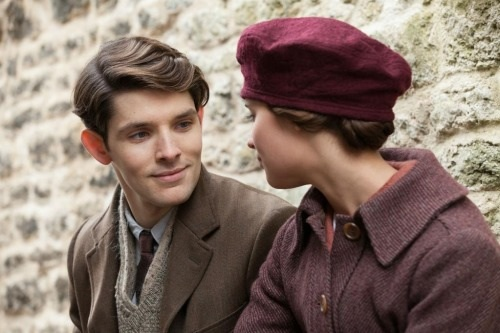 Testament of Youth, Colin Morgan , Merlin, Alicia Vikander