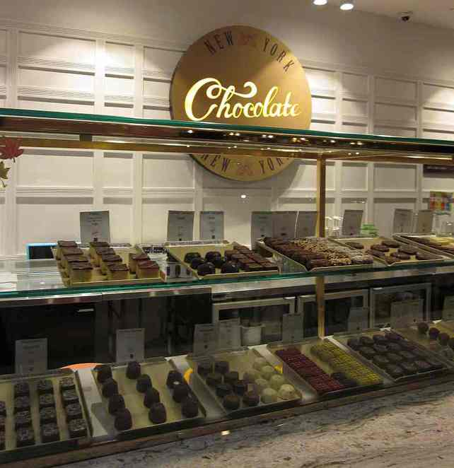 New York Chocolate Bar Emporium
