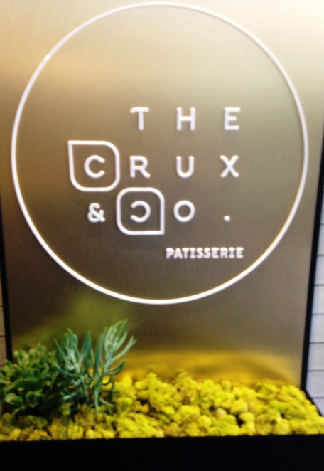 the crux & co melbourne, dessert bars melbourne, sheraton melbourne