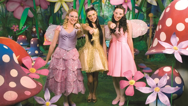 the fairies sydney shows