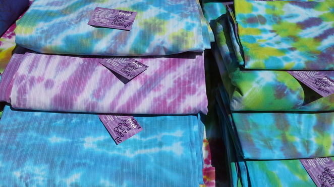 tie dyeing adelaide