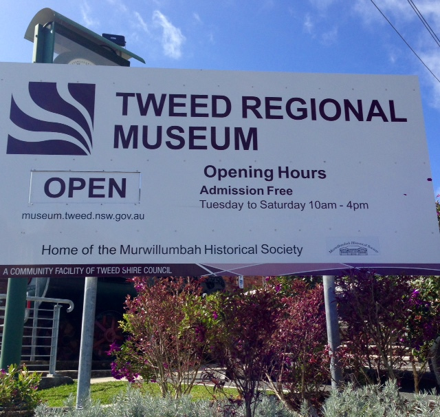 Tweed Regional Museum, Tweed Shire Council, Murwillumbah, Uki, Tweed Heads, reopened, history of people and places in Tweed, Tweed River,