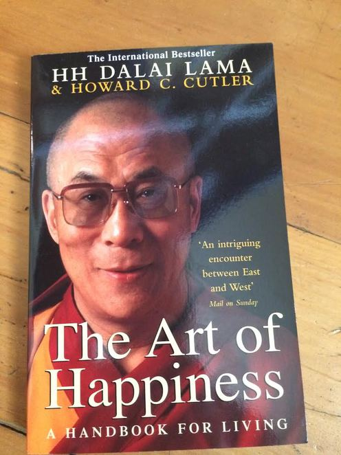 Dalai Lama, art of Happiness