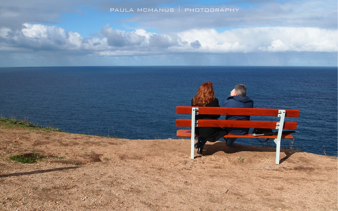 Whale Watching, The Bluff, Victor Harbor (©paula mcmanus)