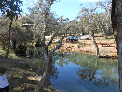 Wooroloo Brook, Gidgegannup