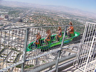 XScream Stratosphere Tower