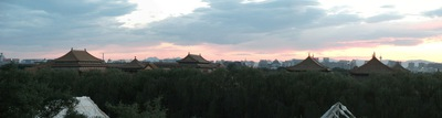 Yin Bar,Beiing,Forbidden City,View,Sunset