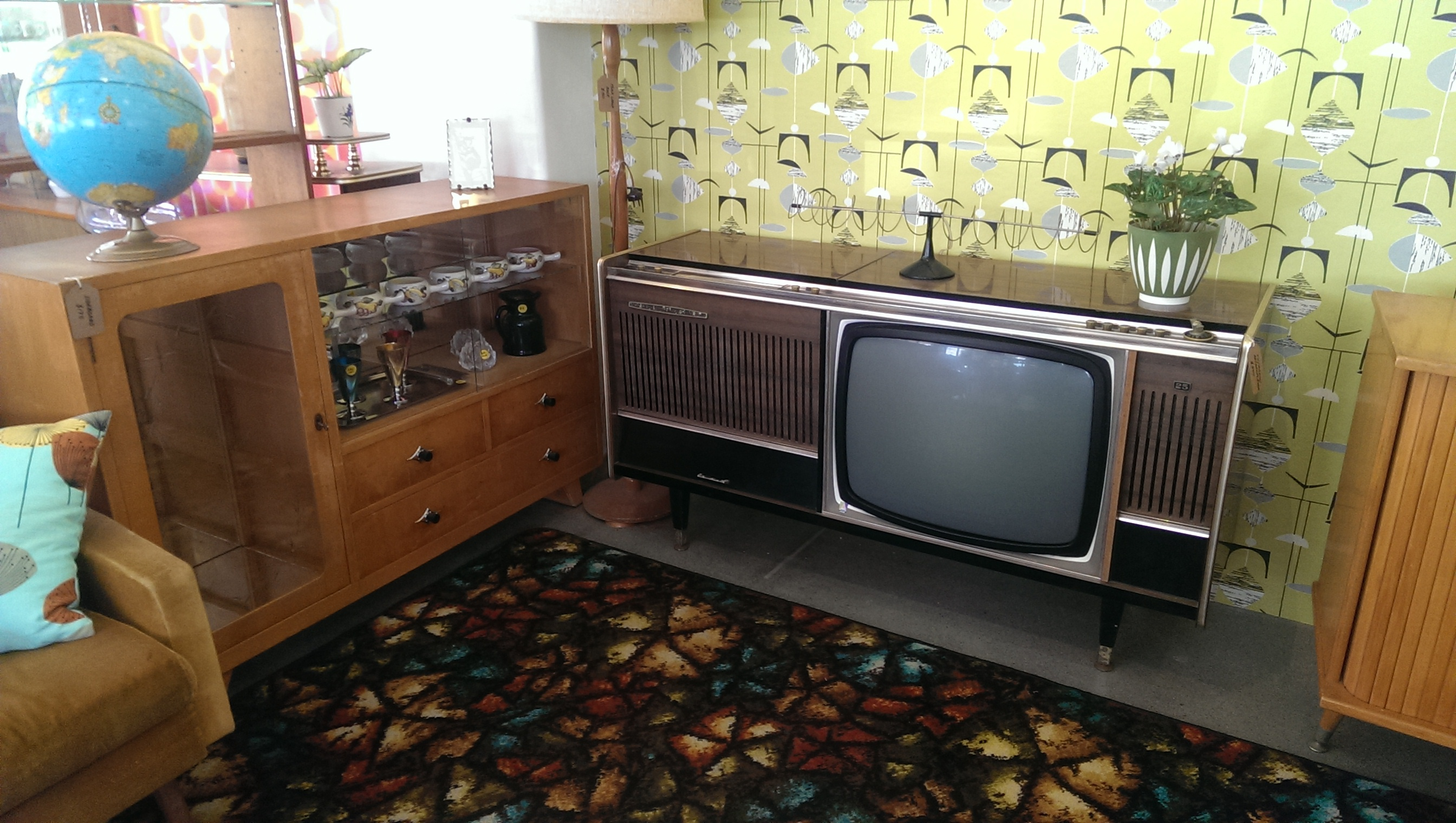 mid-century cafe and collectables - perth