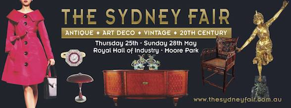 Most Exclusive Range Of Antiques Art Deco 20th Century And Vintage Pieces Across Interiors Jewellery Fashion At The Largest Sydney Fair