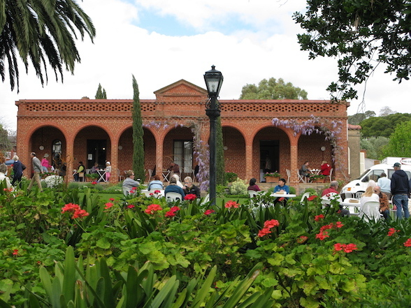 Open Garden At Beaumont House Adelaide