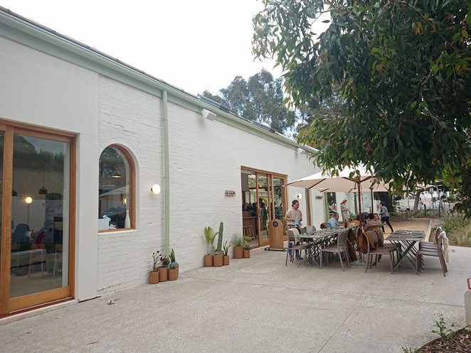 adelaide bloom cafe outdoor alfresco thebarton