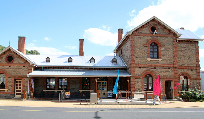 Adelaide Plains, Festival of Words, 2019, Gawler, Railway Station
