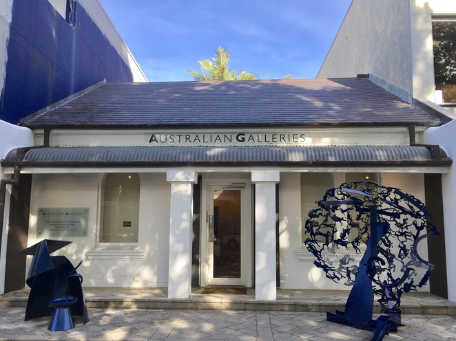 Australian Galleries, art galleries paddington, art