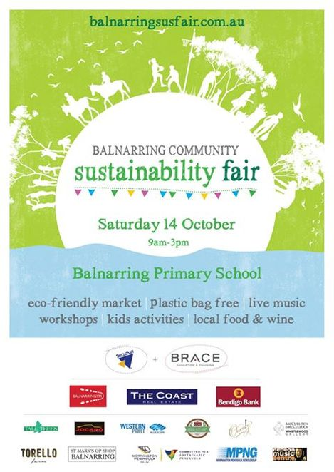 balnarring sustainability fair music indigenous wetland