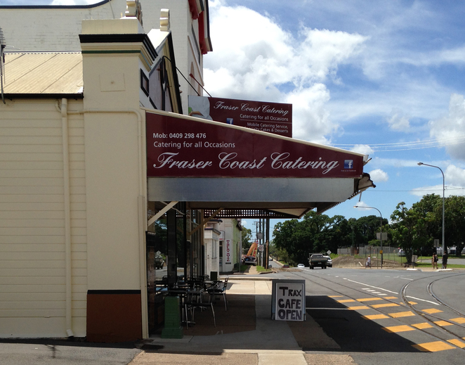 Cafe, Catering, Shopping, Food, Maryborough