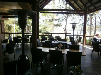 Cafe and Deck