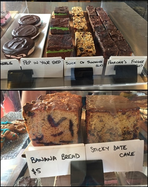 cakes,at,Babylon,cafe