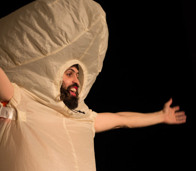 Charles Horse Lays an Egg at Melbourne Fringe Festival - Review