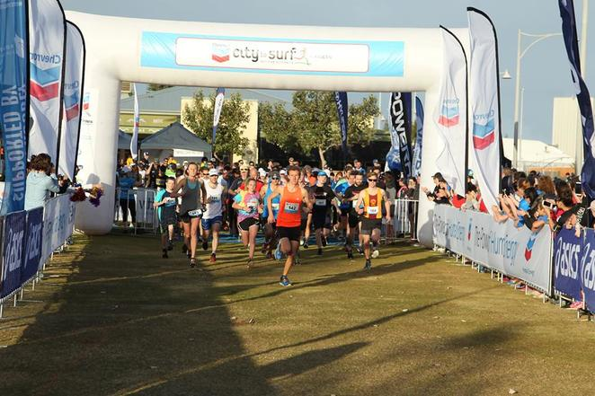 Chevron City to Surf for Activ