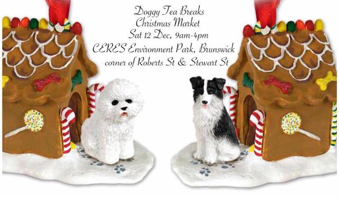 Christmas Doggy Market