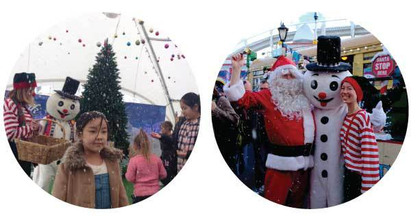 Christmas In July at Luna Park