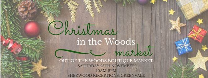 Christmas in the Woods Market