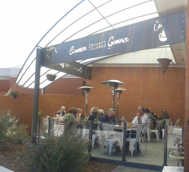 Common Grounds Cafe, Gowrie, Canberra, Tuggeranong Cafe