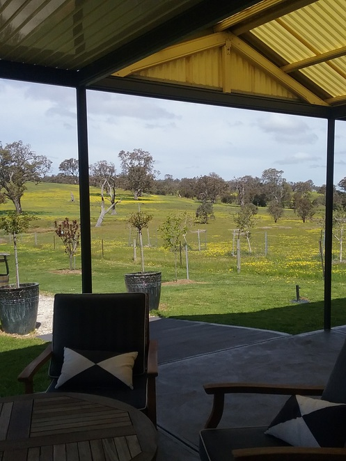 Country View, Winery, Fernfield, Eden Valley