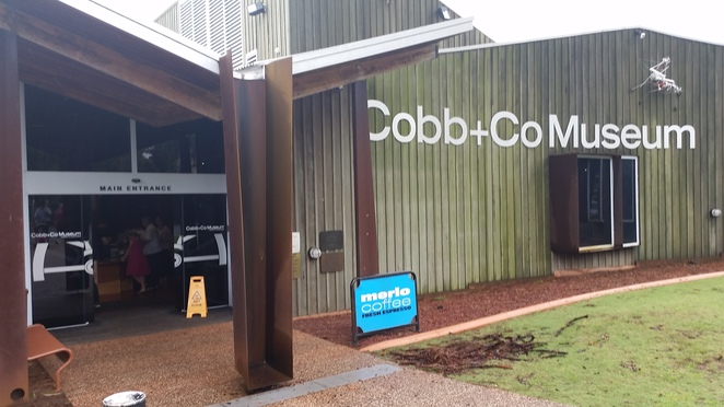 Cobb Co Museum Toowoomba