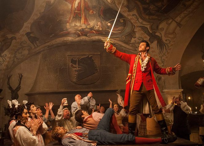 Disney's Beauty and the Beast - Luke Evans as Gaston