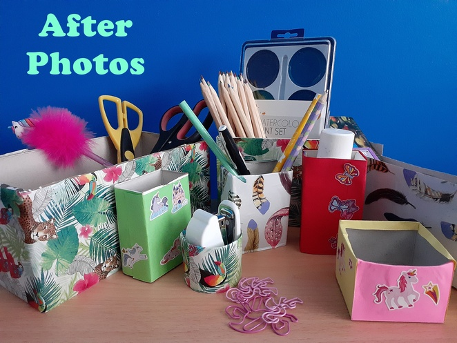 DIY, things to make with boxes, tissue boxes, craft, kids, children, boxes, tissue box craft, envelope boxes, paper craft, wrapping paper, things to make with wrapping paper, australia,