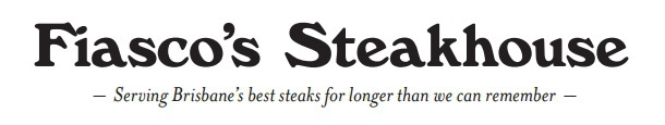 Fiasco's steakhouse, Morrison Hotel, brisbane's biggest steaks, 800 gram rump steak