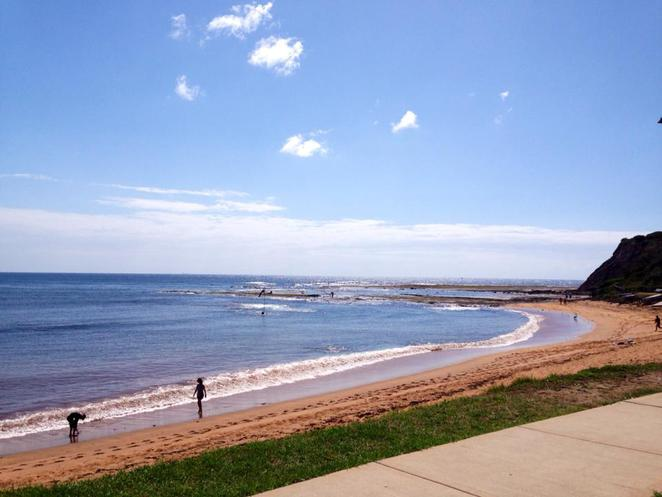 Fisherman's Beach, Long Reef Headland Walk, Long Reef Coastal Walk, Walks, Northern Beaches,