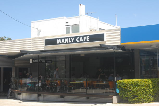 Manly Cafe
