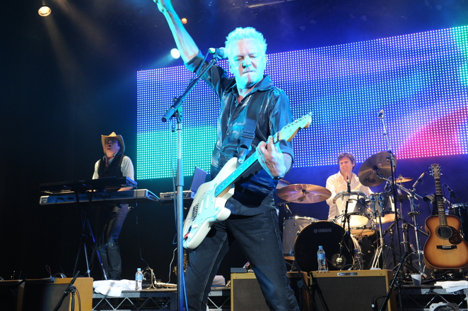 Icehouse, Man of Colours, Palais Theatre
