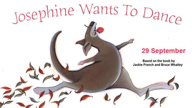 josephine wants to dance, canberra theatre centre, ACT, september, 2018, whats on, events, things to do, family friendly, events,