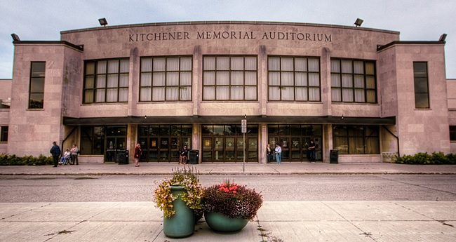 Kitchener-Waterloo, Auditorium, events, fair, knitting,