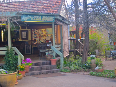 Megalong Valley Tea Rooms, Blue Mountains