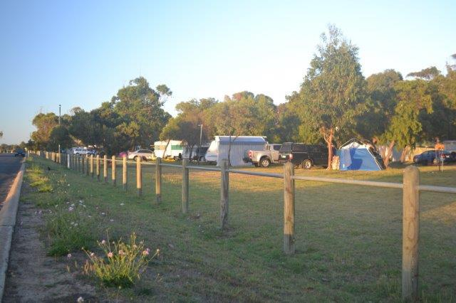 The Milang Lakeside Caravan Park