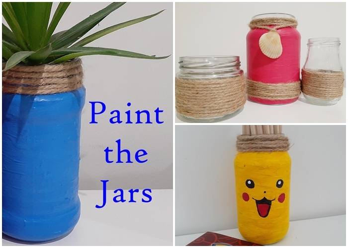 Five Things To Make With Moccona Coffee Jars Everywhere