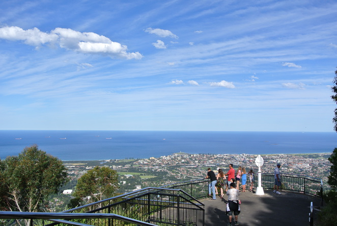 Mount Keira Summit Park