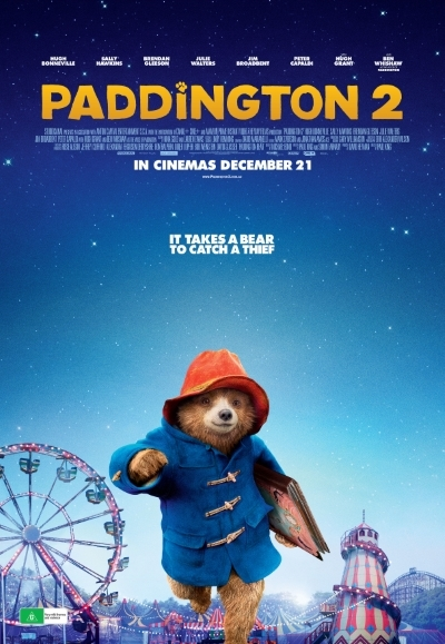 Movie, family, humour, drama, London, Paddington