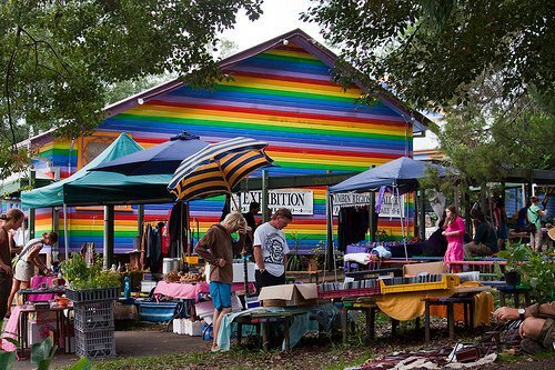 Image courtesy of the Nimbin Markets Facebook page