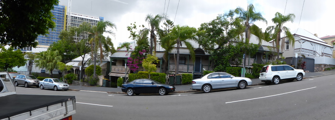 Park Terrace,Spring Hill,Brisbane,renovated terrace houses