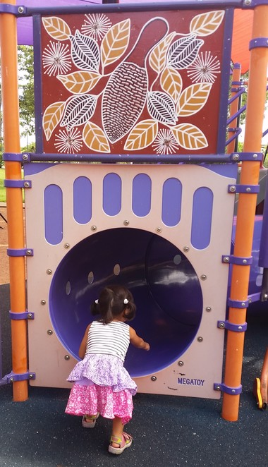 playground, free children play area, free things for children Darwin