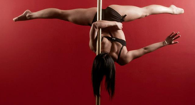 pole, dancing, fitness