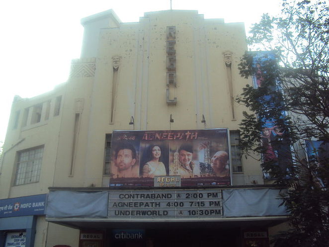 regal cinema mumbai