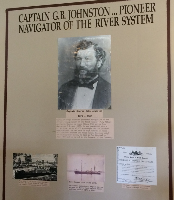 River Captain
